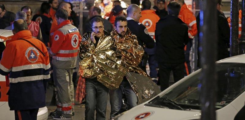 מתקפת טרור בפריז / צילום: רויטרס