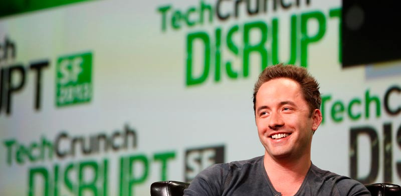 Dropbox CEO Andrew Houston