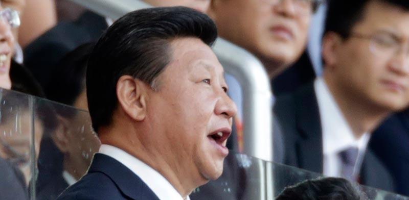 שי ג'ינפינג - נשיא סין / צילום: רויטרס