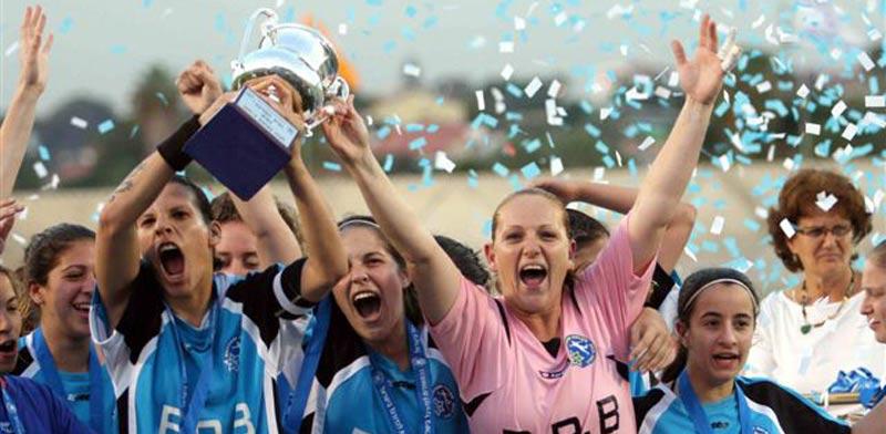 כדורגל נשים בישראל / צלם: ההתאחדות לכדורגל