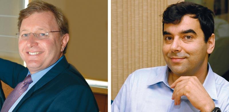 Ziv Aviram and Prof. Amnon Shashua