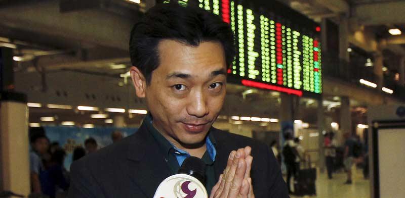 בי טאצ'אבול איש העסקים התאילנדי שרכש  48 אחוז ממילאן / צלם: רויטרס