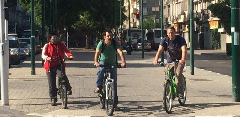 אופניים / צילום: מירב מורן
