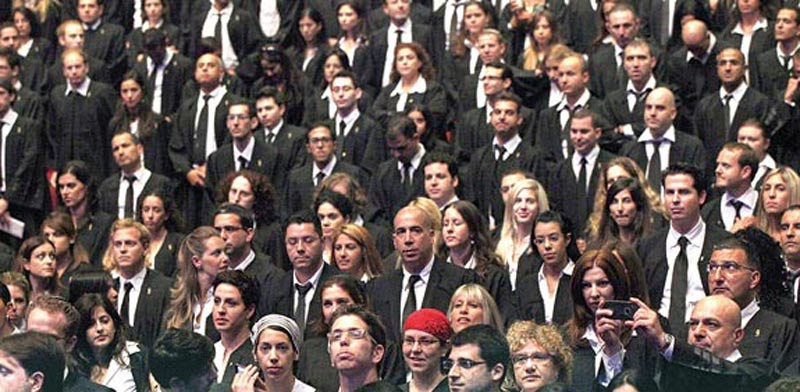 עורכי דין / צלם: יוסי זמיר