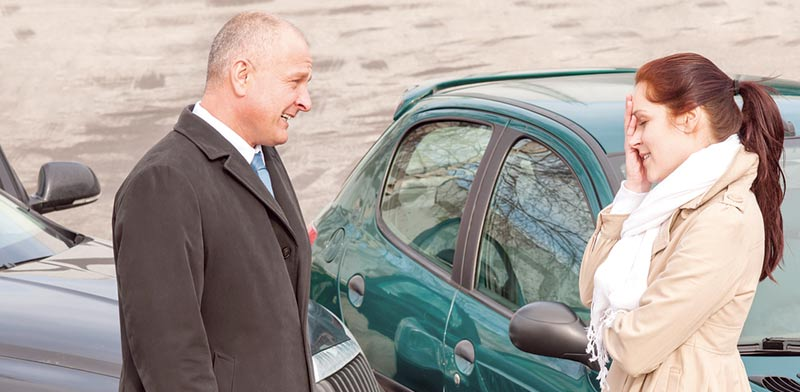 תאונת דרכים / צילום:  Shutterstock/ א.ס.א.פ קרייטיב
