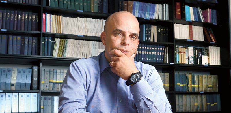 """עו""""ד דן אלדד, ממלא-מקום פרקליט המדינה / צילום: איל יצהר"""