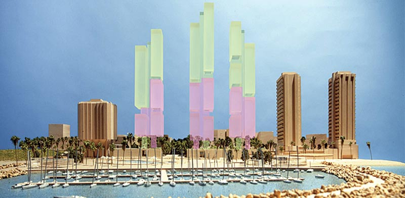 Three high-rises approved for Tel Aviv seafront