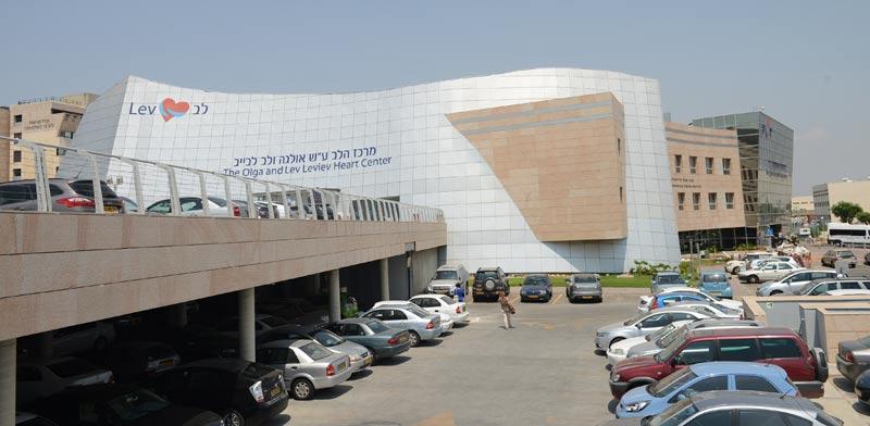 בית חולים תל השומר / צילום: תמר מצפי