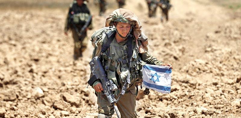 חייל / צילום: רויטרס