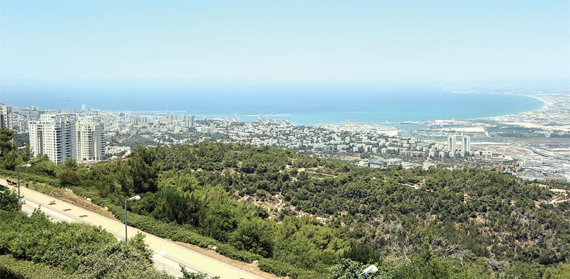 Haifa Bay Photo: Eyal Yitzhar