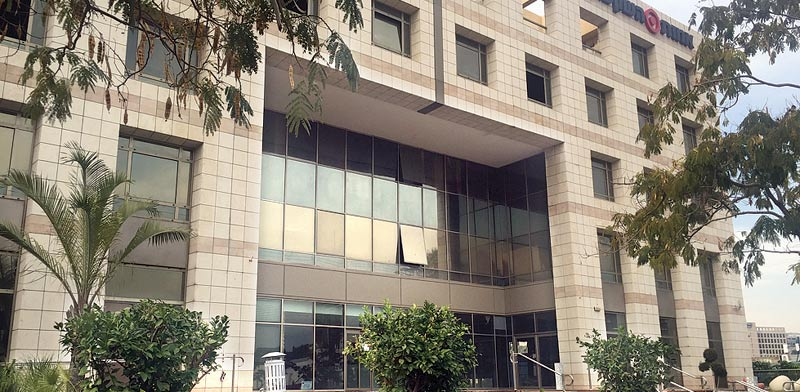 הבניין בפתח תקווה / צילום: יחצ