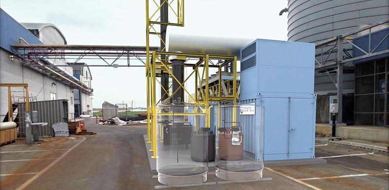 תחנת הכוח  בזוקו / צילום: ZOKO Enterprises Group