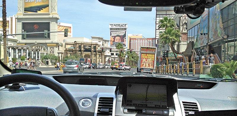 המכונית החכמה של גוגל / צילום: רויטרס