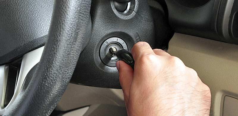 מכונית , מפתחות, התנעה/ צילום:  Shutterstock/ א.ס.א.פ קרייטיב