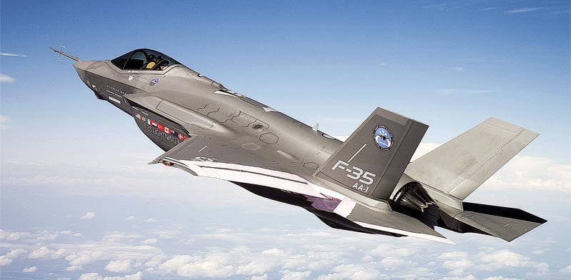 F-35 Stealth