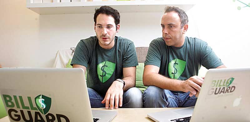 המייסדים של Billguard/ צילום: יחצ