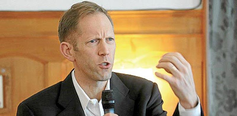 הנרי בלוג'ט / צילום: world economic forum