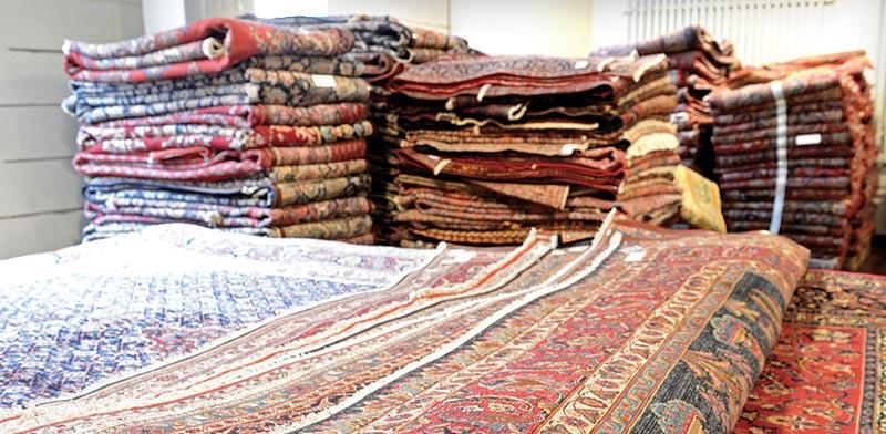 שטיחים פרסיים / צילום: רויטרס