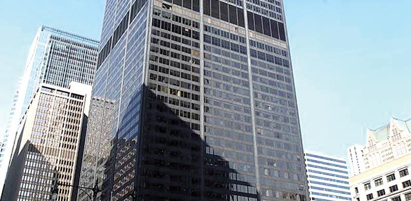 מגדל וויליס בשיקאגו / צילום: בלומברג