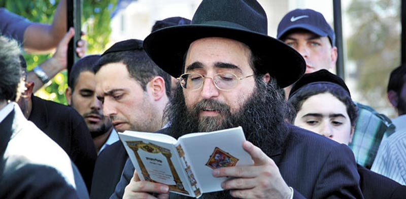 הרב יאשיהו פינטו / צילום: איל יצהר