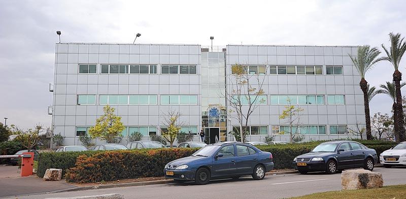 משרדי קרן קיסריה / צילום: איל יצהר