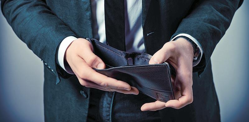 קשיים כלכליים מעלים את הסיכוי לגניבה / צילום: Shutterstock, א.ס.א.פ קריאייטיב