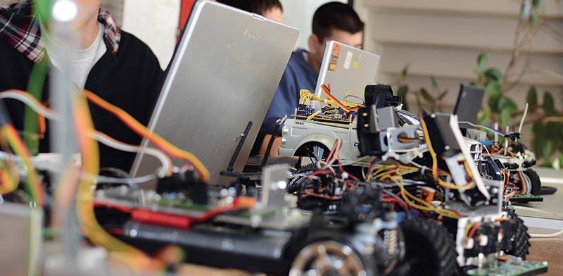 סטודנטים בטכניון / צילום: דוברות הטכניון