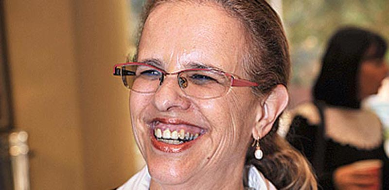 השופטת הילה גרסטל  / צילום: בן יוסטר