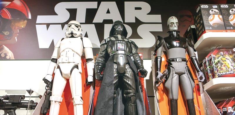 מלחמת הכוכבים / צילום: בלומברג