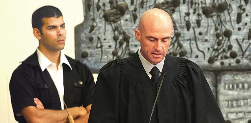השופט שמאי בקר / צילום: אוריה תדמור