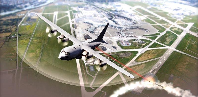 Elbit air defense system