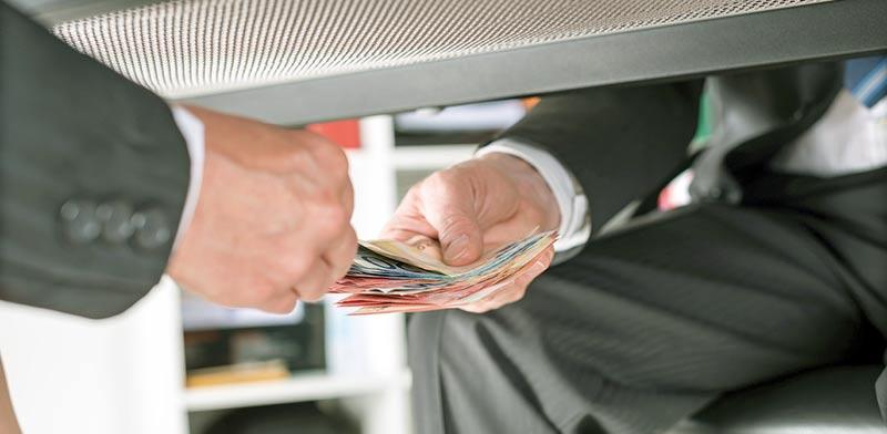 שוחד / צילום אילוסטרציה:  Shutterstock/ א.ס.א.פ קרייטיב