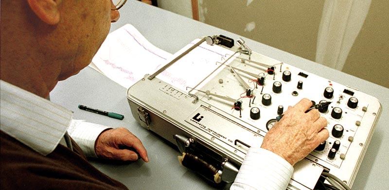 מכשיר פוליגרף / צילום: רויטרס