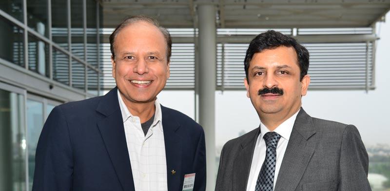 Vivek Rai Gupta and Rajan Luthra