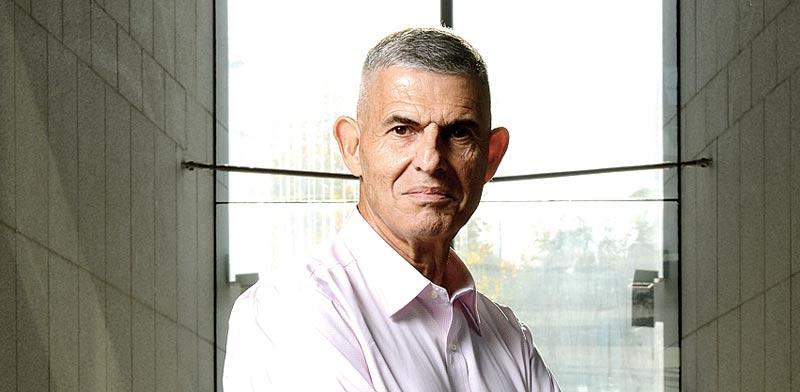 Shmuel Harlap  picture: Eyal Yitzhar