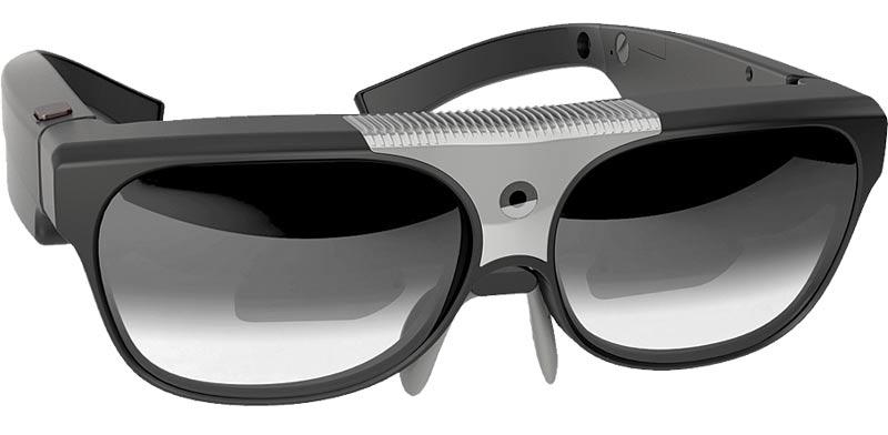 המשקפיים החכמים של חברת ODG / צילום:  ODG