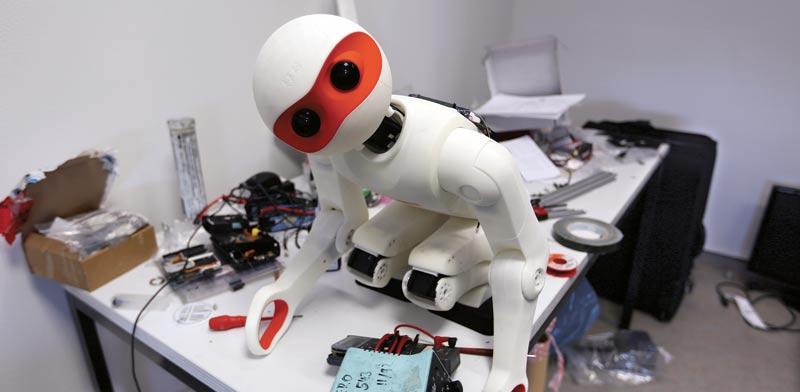 רובוט / צילום: יחצ
