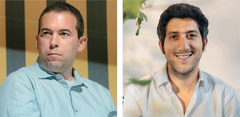 Adam Singolda and Yaron Galai