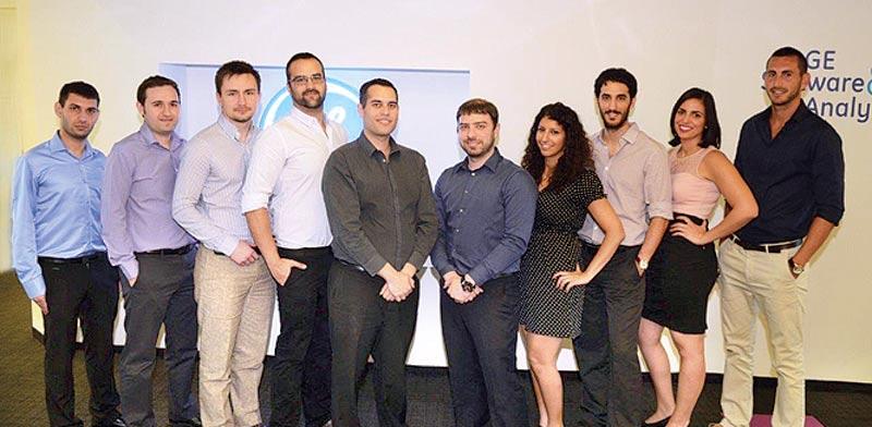 GE Israel's cyber team