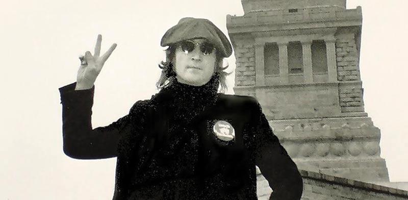 ג'ון לנון / צילום: יחצ
