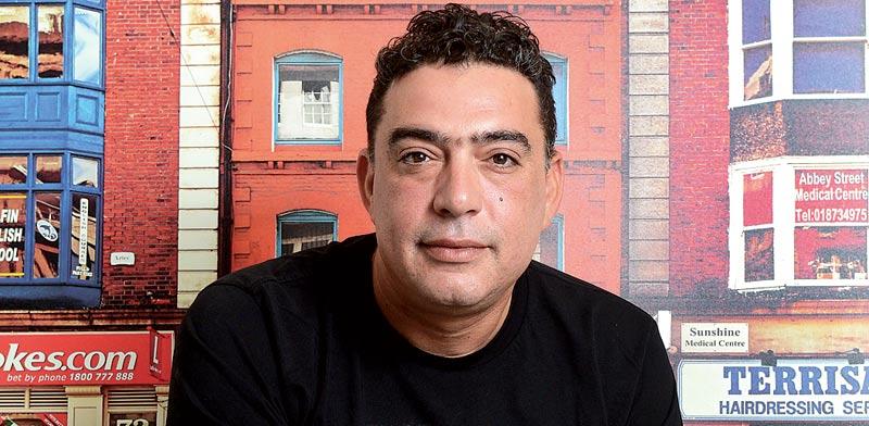 """גיא שמחון, מנכ""""ל משותף בחברת המדיה TMF / צילום: איל יצהר"""