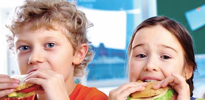 השמנת יתר בילדים / צילום: shuterstock