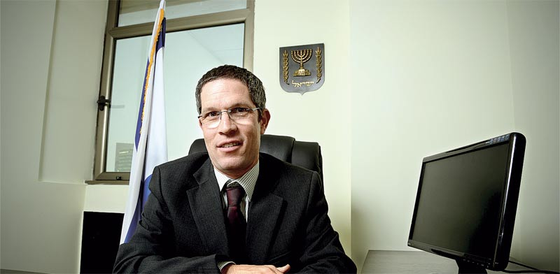 "דוד האן הכנ""ר / צילום:איל יצהר"