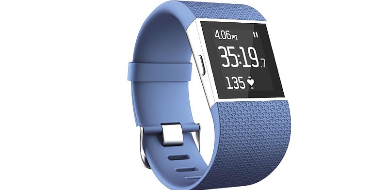 FitBit Surge/ צילום: יחצ