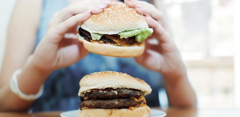 בשר , המבורגר / צילום:  Shutterstock/ א.ס.א.פ קרייטיב