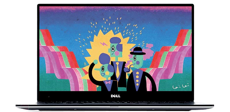 Dell - XPS 13 / צילום: יחצ