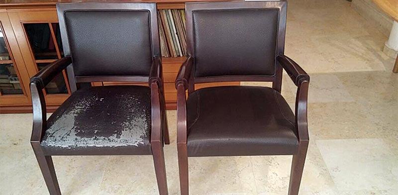 הכיסאות של קסטיאל / צילום פרטי