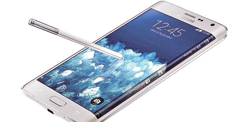 סמסונג Galaxy Note Edge/ צילום: יחצ