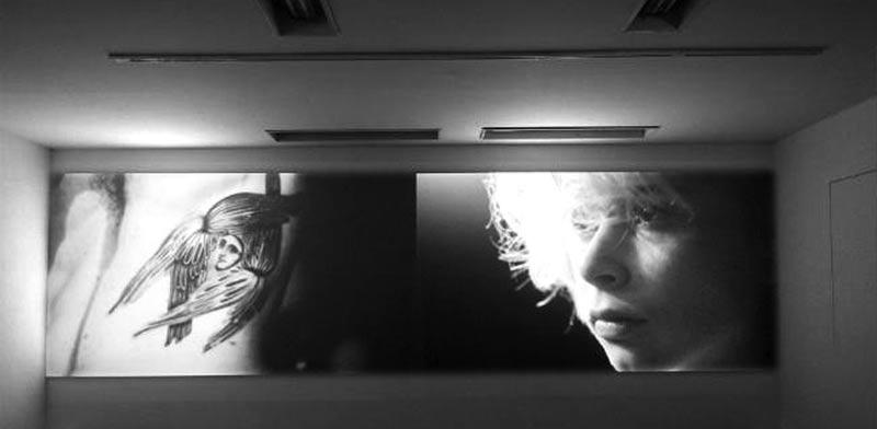 עבודה של גוני ריסקין / צילום: יחצ