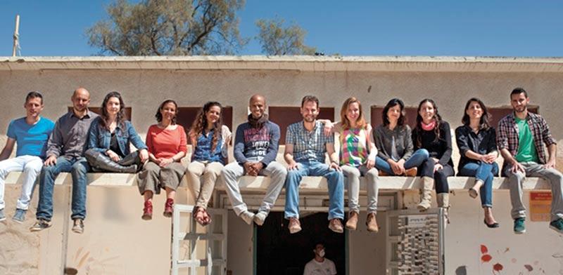 צעירים מעצבים עיר: המטרה לשפר את חיי הקהילה